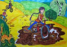 rowerem przez świat