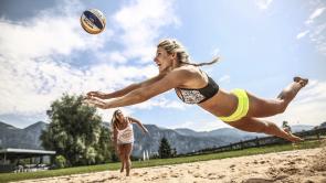 Nadine_Haertinger_Volleyball