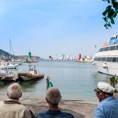 Im Hafen von Giglio
