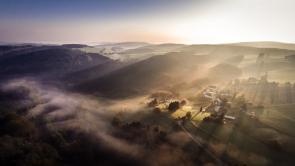 Sauerländer Sonnenaufgang