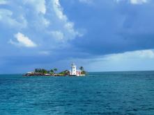Leuchtturm in der Karibik