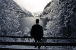 Winterlicher Königssee