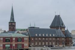 Toldkammer og Domkirke