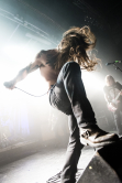 Kvelertak in Hamburg