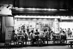 Streetfood in Hong Kong