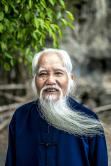 A majestic Vietnamese man.