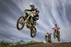 Motocross Trio