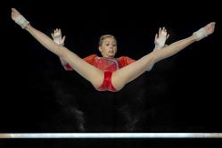 bange gymnaste