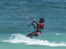 Kitesurfen in Kenia