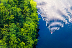 Plavba meandrem řeky Vltavy