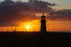 Sylter Sonnenaufgang
