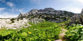 Salzkammergut, Totes Gebirge, Rotgschirr