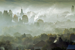 The smog land