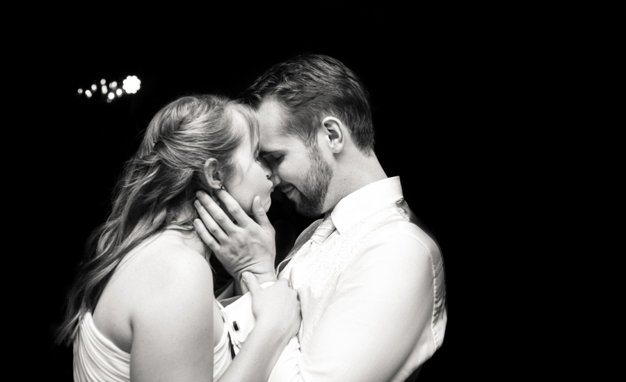Fotoreportage der Hochzeit von Benjamin Mogel