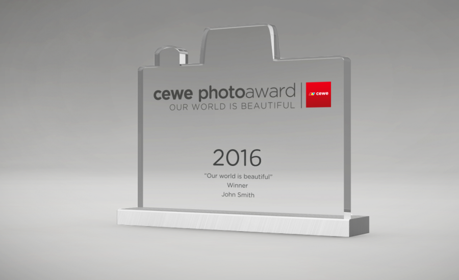 A CEWE Photo Award 2016 díj