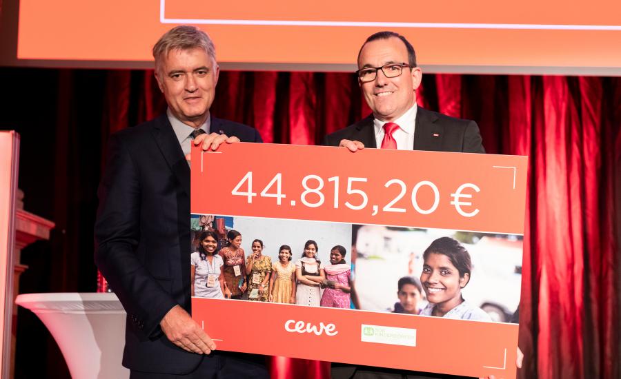CEWE and SOS Children's Villages International