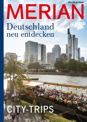 Deutschland neu entdecken - City-Trips (Einsendeschluss 3. September 2021)
