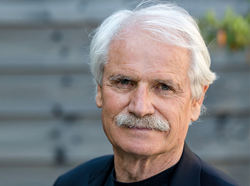 Yann Arthus-Bertrand ist Präsident der Jury