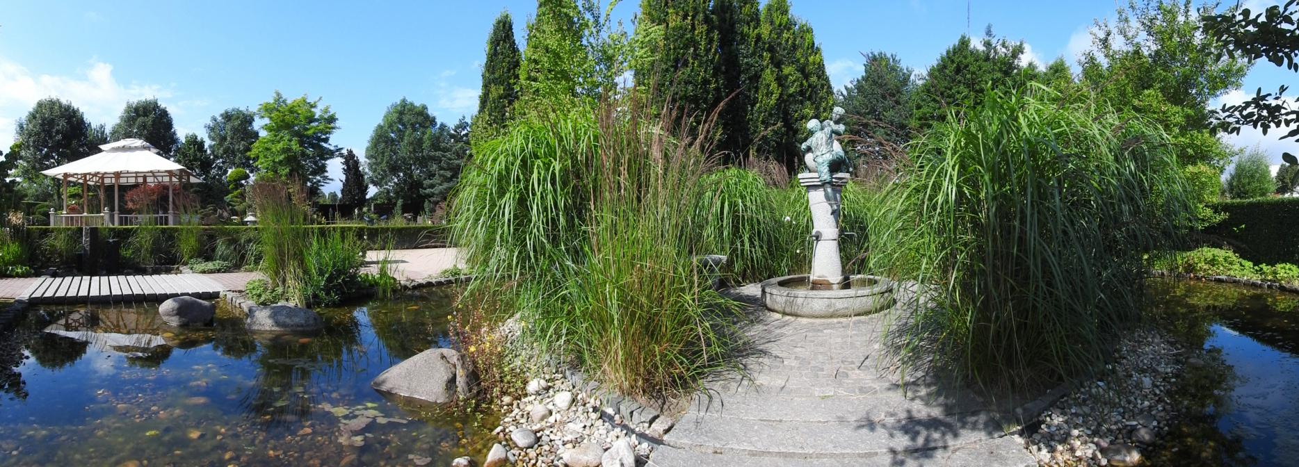 Im Park der Gärten