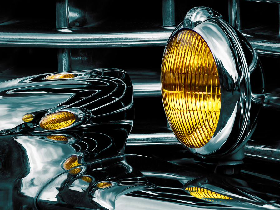 Cadillac Chrome