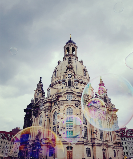 Colourful Dresden