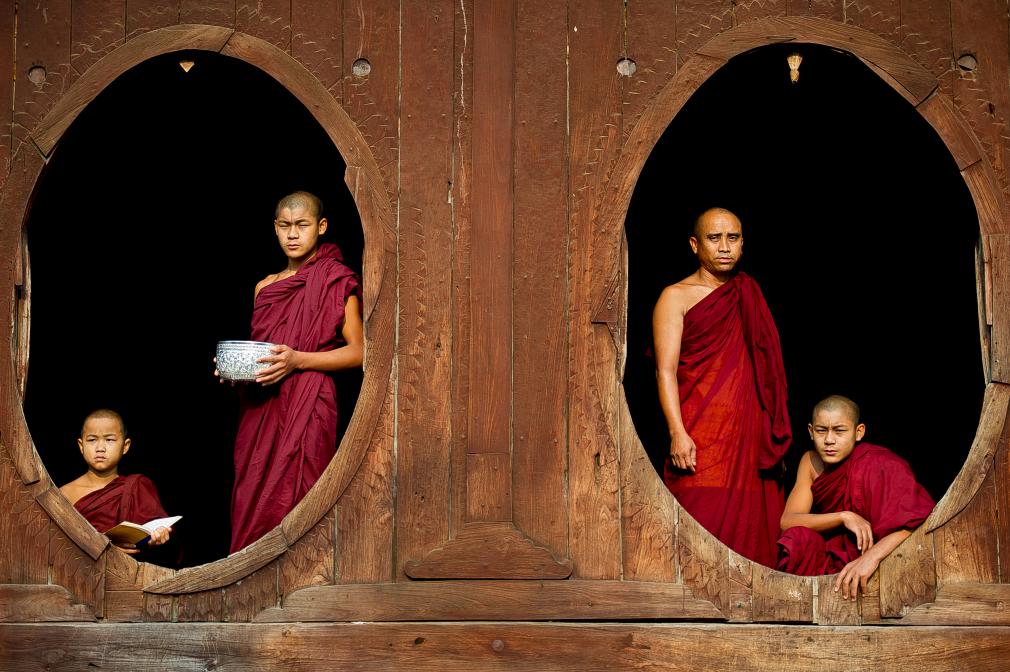 vier monch