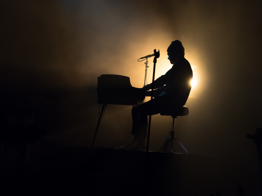 Chet Faker live at berlinfestival, Berlin