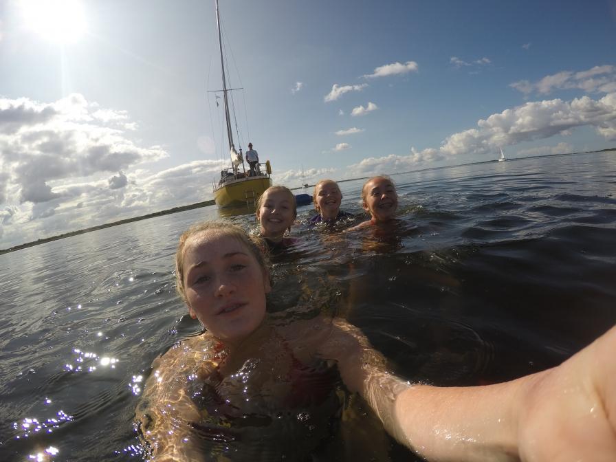 Sommer Selfie