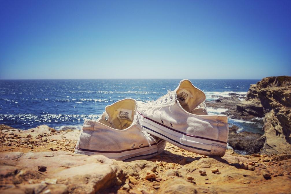 Schuhe aus und Seele baumeln lassen.