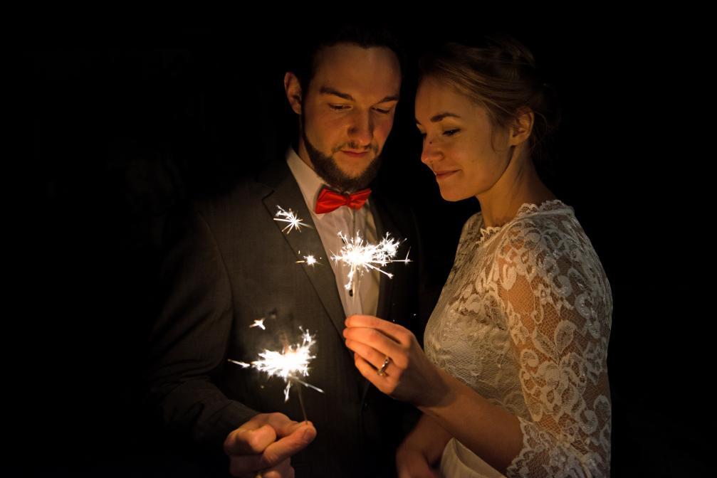 Lasst die Liebe leuchten!