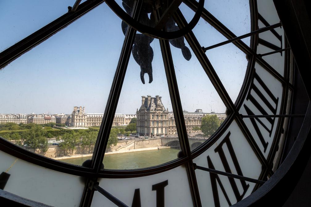 Time for Paris!