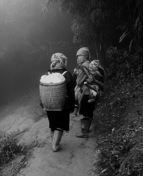 Hmong Woman in North Vietnam