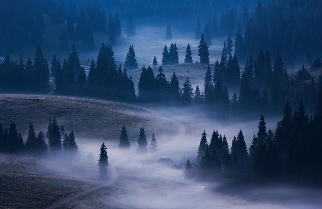 Mystical lands