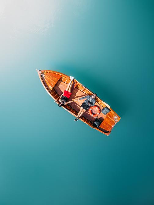 Boat Trip at Lago Braies