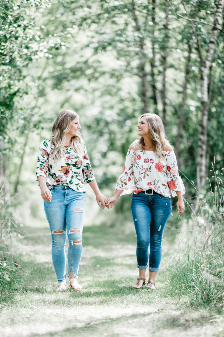 Like a sisters