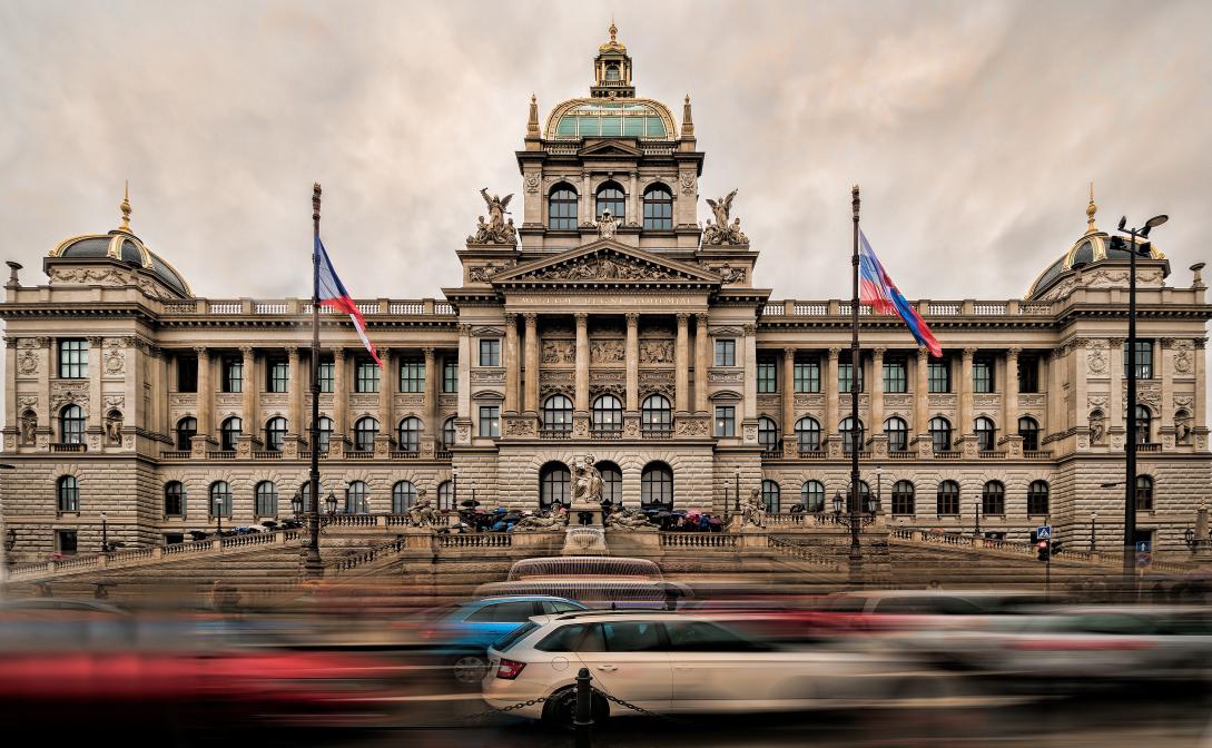 100 let republiky v Národním muzeu