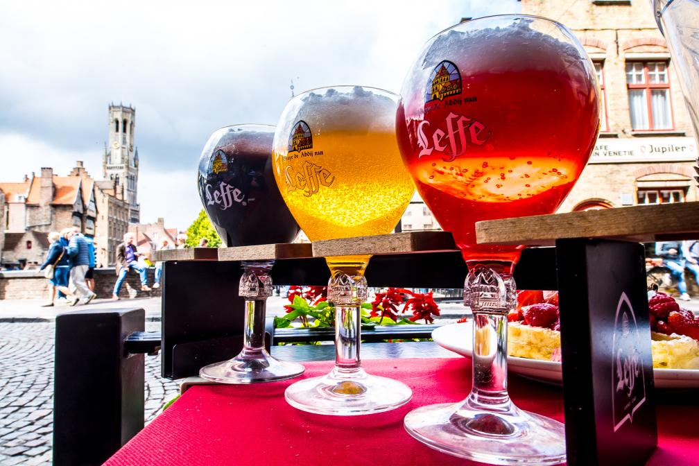 belgische bieren in Brugge