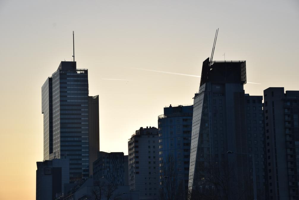 Die Stadt wächst