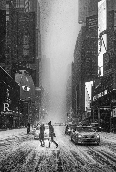 Blizzardzeit