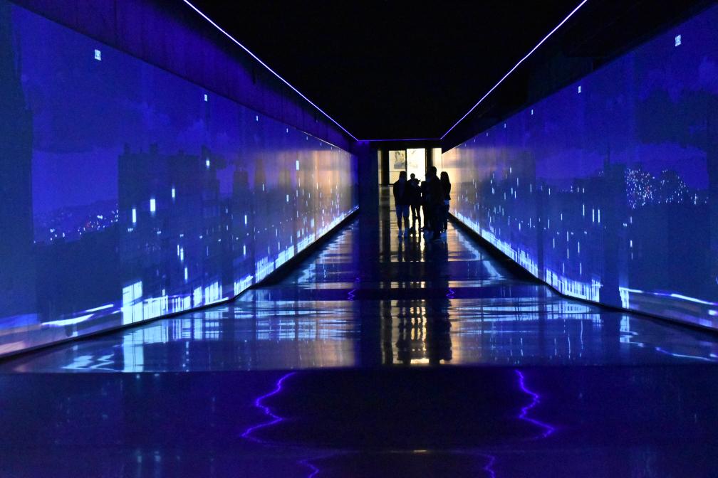 Tunelem do muzea