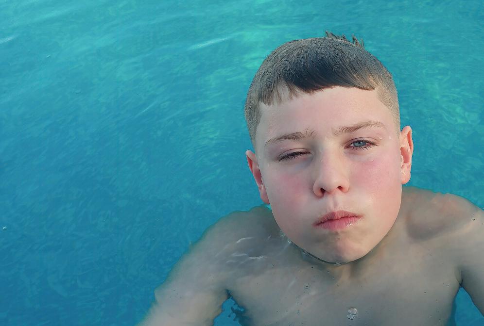 Swimming Pool Boy