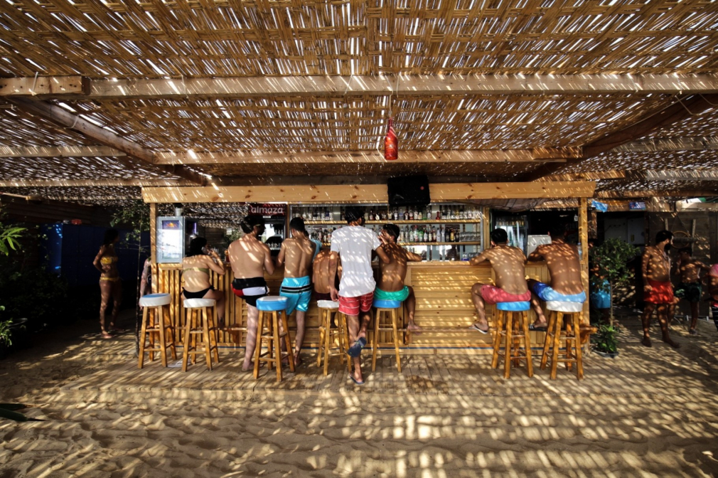 Not Your Average Beach Cafe
