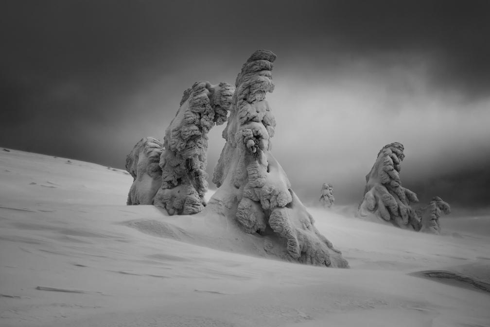 Zima vo Veľkej Fatre